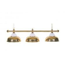 Lamp Crown, brass, 3 Bells